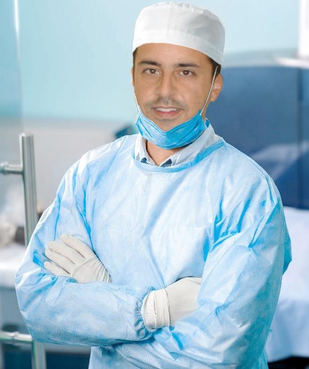 Παναγιώτης Τσικριπής - Χειρουργός Οφθαλμίατρος  - Ποιοί Είμαστε |